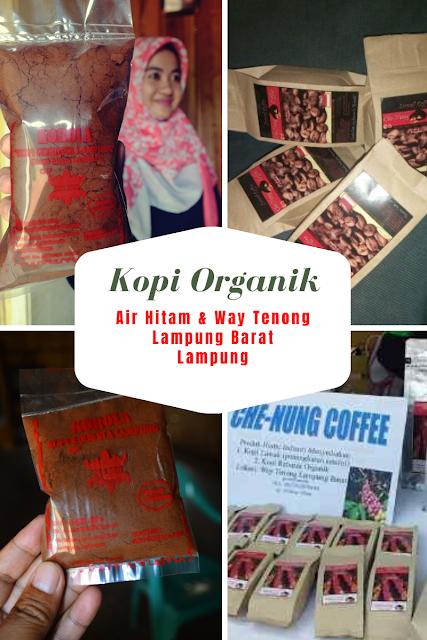 Kopi Organik Lampung Barat