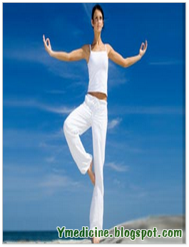 Yoga can also help you grow taller after puberty.
