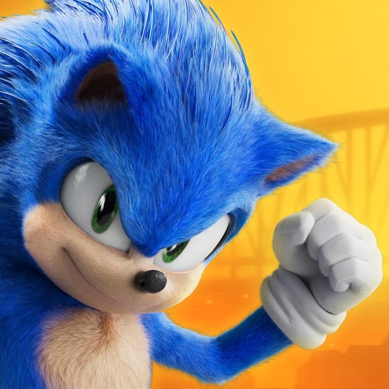 Sonic Forces v3.0.2 Apk Mod [Mod Menu]