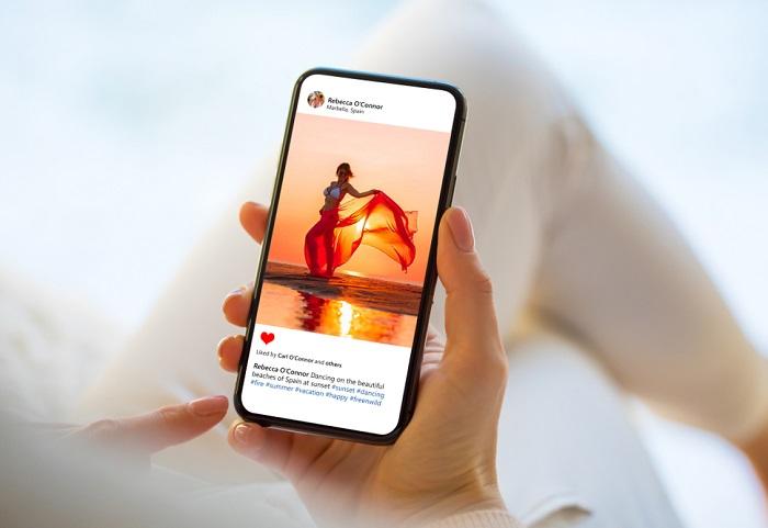 Instagram Tik Tok Social Media Video Marketing
