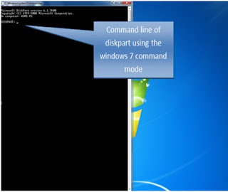 Repair USB Flash Drive Using MS_DOS diskpart