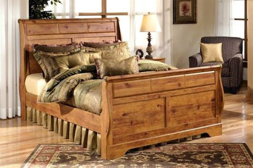 king bed headboard and footboard