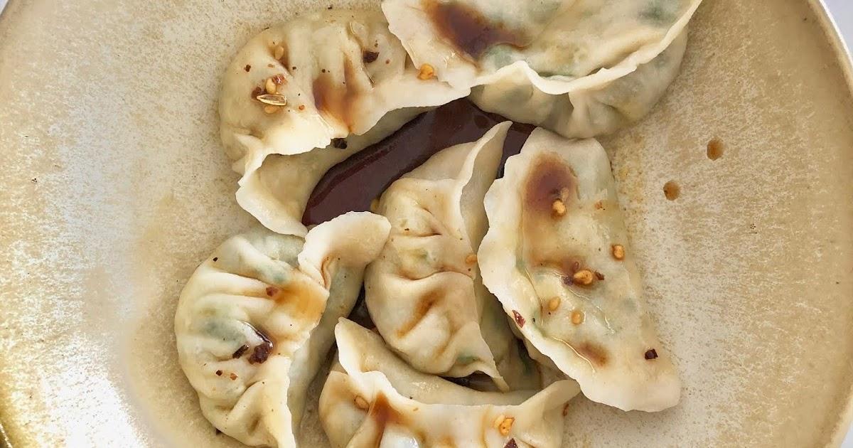 Recettes d'une Chinoise: Jiaozi (gyoza) aux ciboulettes ...