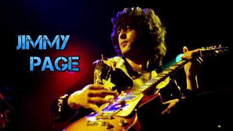 Biografía y Equipo de Jimmy Page