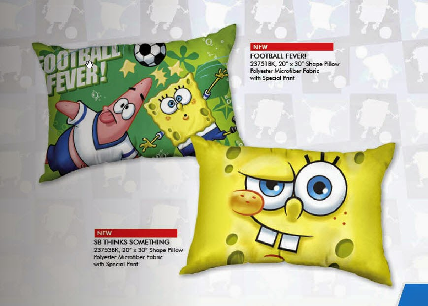 Dakki Catalog Dakki SpongeBob Collection