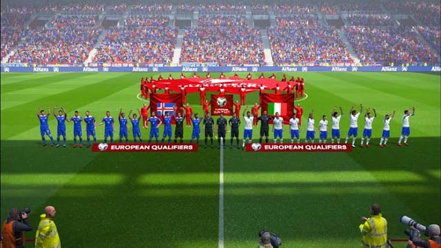 PES 2017 World Cup Qualifying 2022 Mods