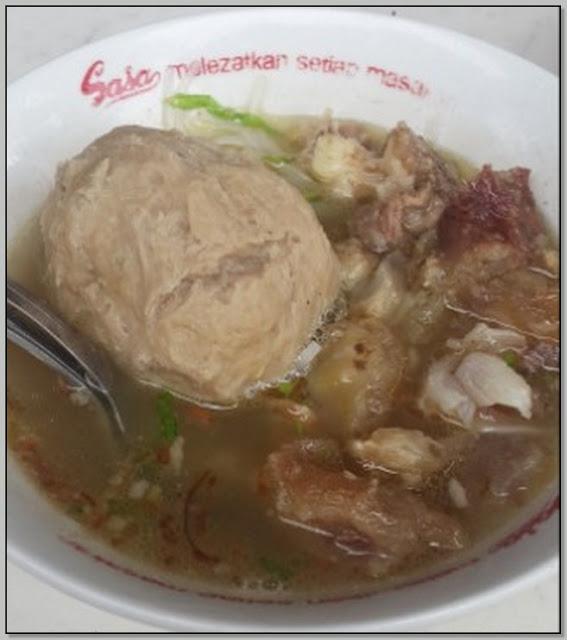 Rumah Makan Di Probolinggo Yang Terkenal – Bakso Kikil Pak Noto