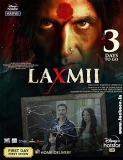 Laxmii Or Laxmmi Bomb Poster 10