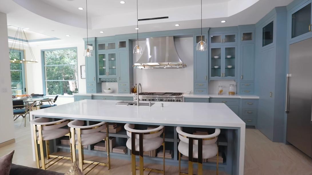 45 Interior Design Photos vs. 3961 Oeste Ave, Studio City, CA Luxury Home Tour