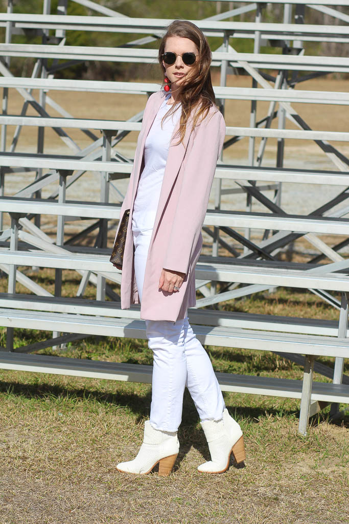 Blush Color- Blush Outfits- Blogger Style