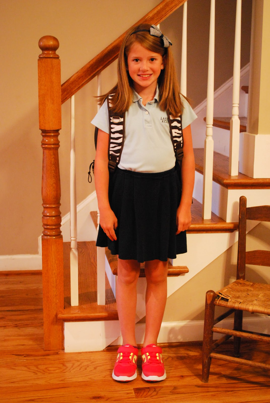Shelly S Soapbox Back To School First Day Of 3rd Grade