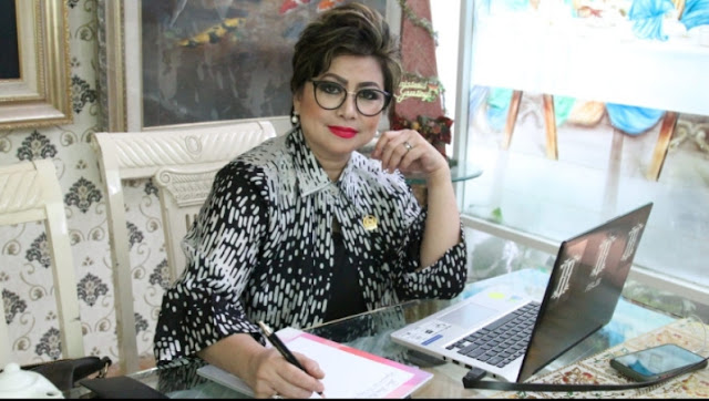 Tanggapi Keluhan Masyarakat, Senator Maya Rumantir Kedepankan Objektivitas