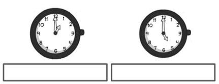 atividade medidas de tempo