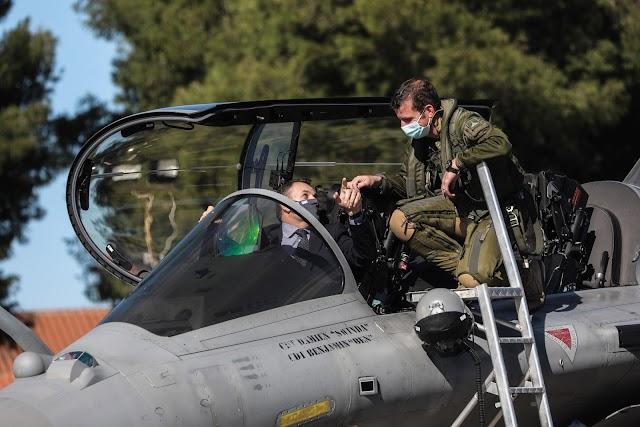 Rafale: Αντίστροφη μέτρηση για παράδοση του πρώτου μαχητικού-Που-Πότε θα γίνει η τελετή παραλαβής