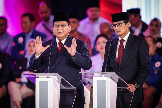 Setelah Difoto Di TPS, Prabowo Minta Pendukung Kawal Hasil C1 Hingga Ke KPU Daerah
