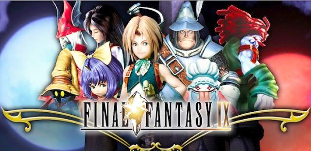 Download Game FINAL FANTASY IX for Android v1.1.4 APK Gratis