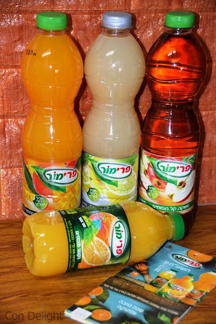 משקאות קלים פרימור primor soft drinks