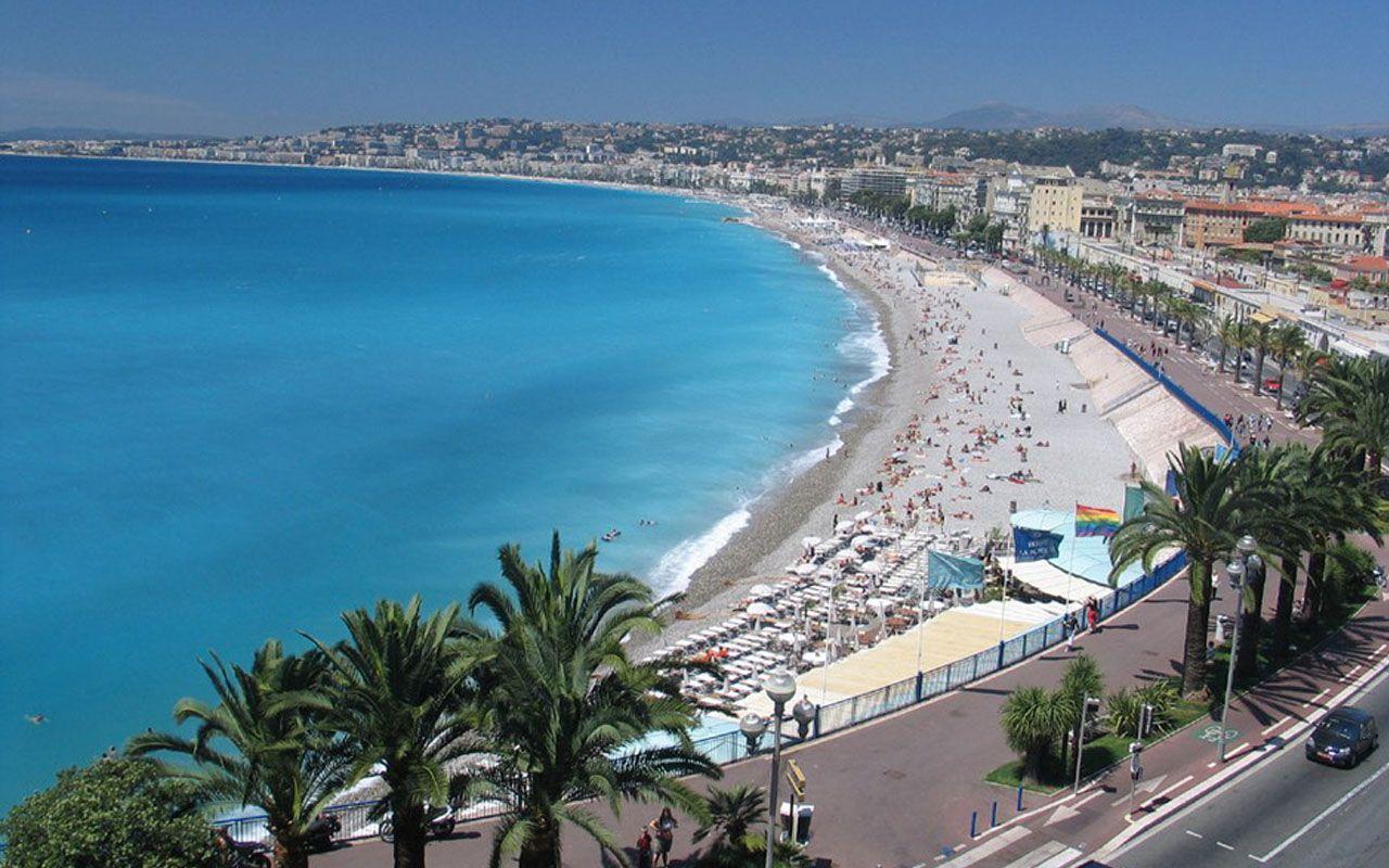 Nice - Cote d'Azur,French Riviera ~ World Travel Destinations
