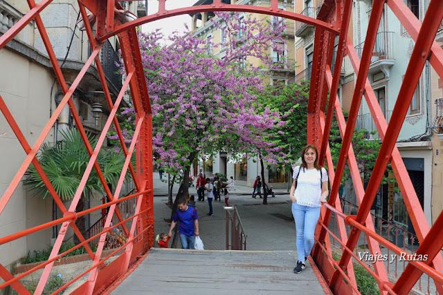 Puente de Hierro, Girona