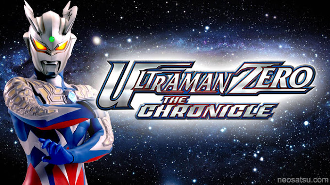 Ultraman Zero: The Chronicle Batch Subtitle Indonesia