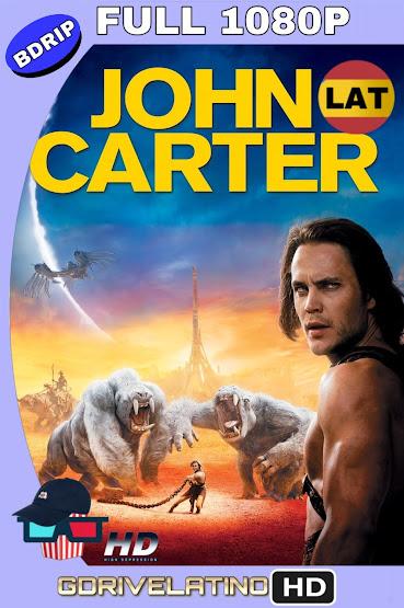 John Carter (2012) BDRip 1080p Latino-Ingles MKV