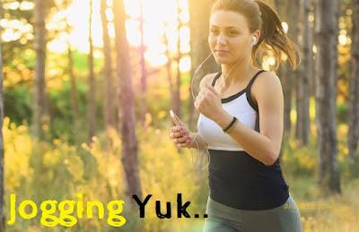 Tips Sehat Setelah Olahraga Jogging
