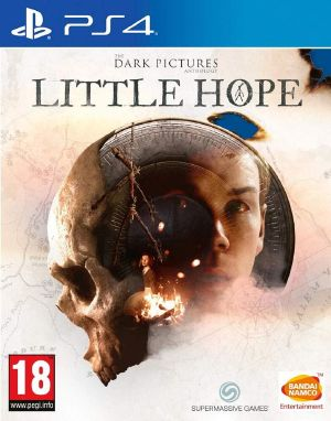 The Dark Pictures Anthology Little Hope Arabic