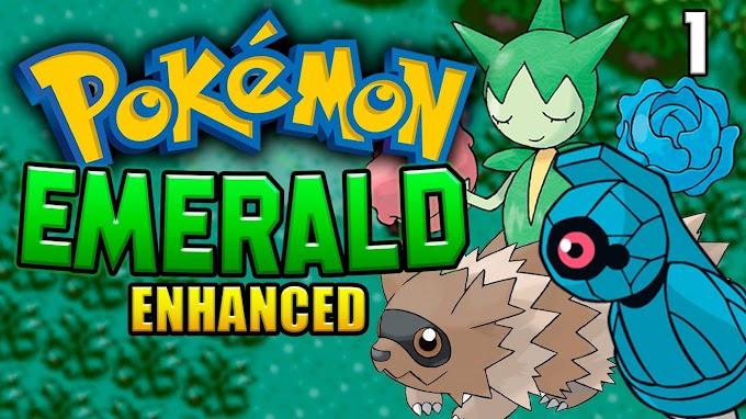 Detalhes sobre Pokémon Emerald Enhanced
