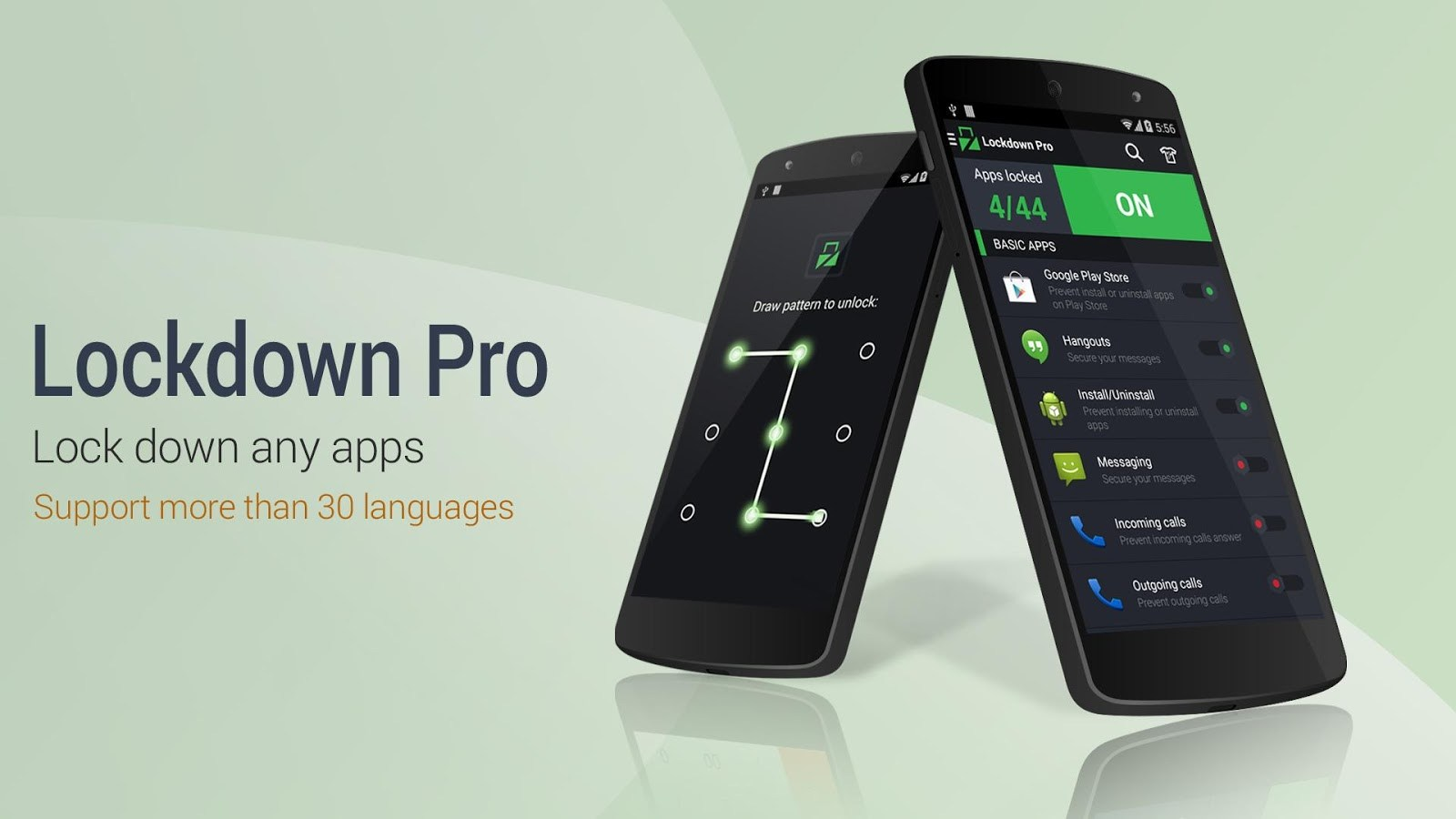 Lockdown Pro – App Lock 2.5.0 Premium APK Latest 2016 Is Here