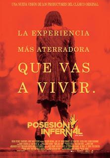 Poster del remake de Evil Dead