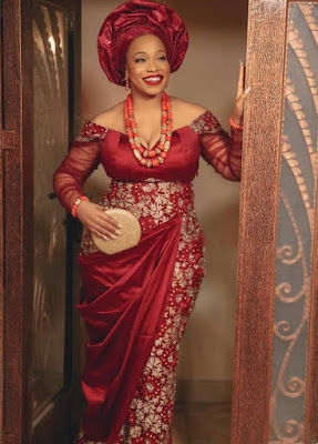Latest Igbo Traditional Wedding Attire