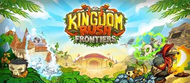Kingdom Rush Frontiers v3.1.06 Android apk indir