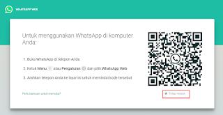 masuk whatsapp web