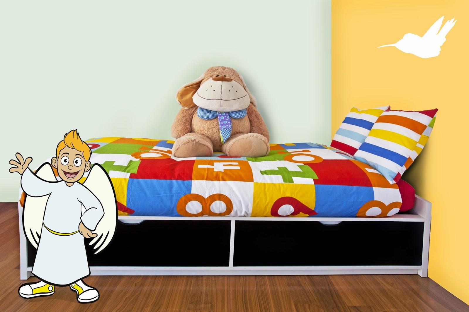 SER MADRE: 5 tips para decorar la habitación de tus niños ...