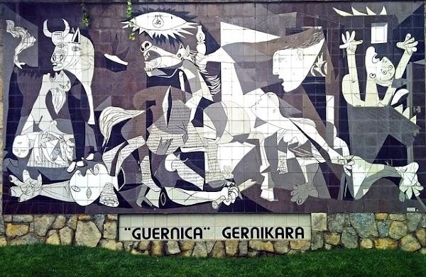 A propósito de Guernica, de Pablo Picasso (1937)