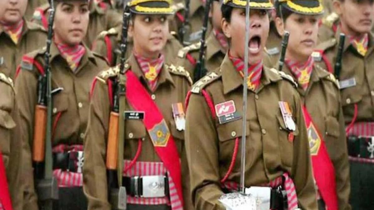 Indian Army Women Military Police Recruitment 2021
