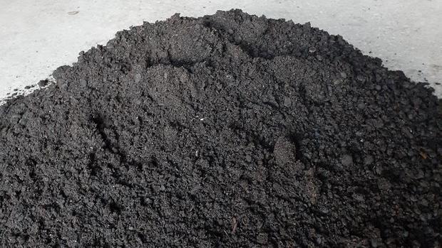 Óleo recolhido de praias é transformado em carvão na Universidade Federal da Bahia