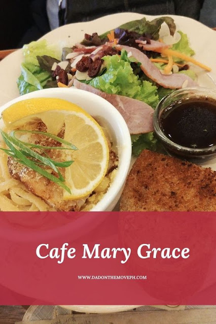 Café Mary Grace review