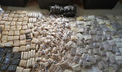 الكشف عن ثغرات يستغلها التجار لتهريب المخدرات للعراق وخطة لمكافحتها