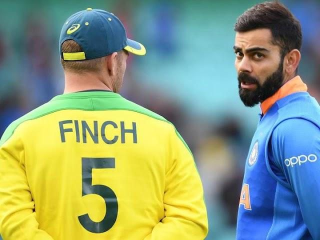 T-20: भारत और ऑस्ट्रेलिया के बीच टी-20 सीरीज का पहला मैच आज, भारत का पलड़ा भारी, देखिये इतिहास