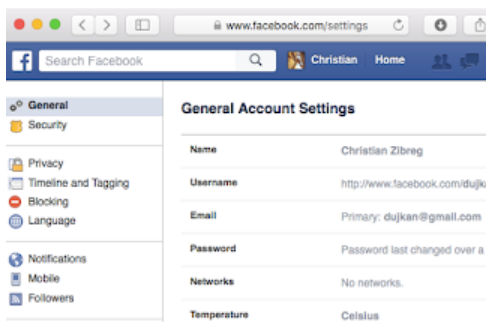 How 2 delete facebook account permanently that bad penguin open facebook setups general alongside manage account ccuart Image collections