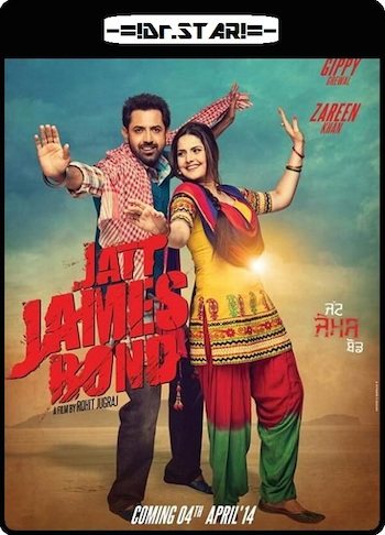 Jatt James Bond 2014 Dual Audio Hindi Movie Download