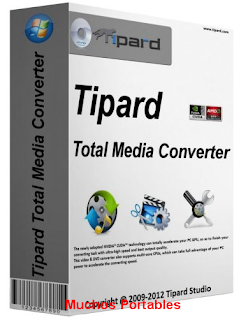 Tipard Total Media Converter Portable