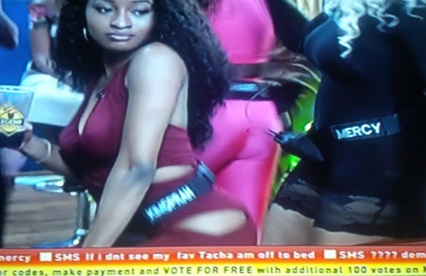 #BBNaija: Pictures from Saturday night party