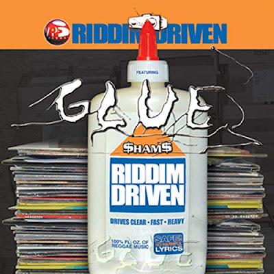 Le Riddim Dancehall : Glue Riddim  (2002)