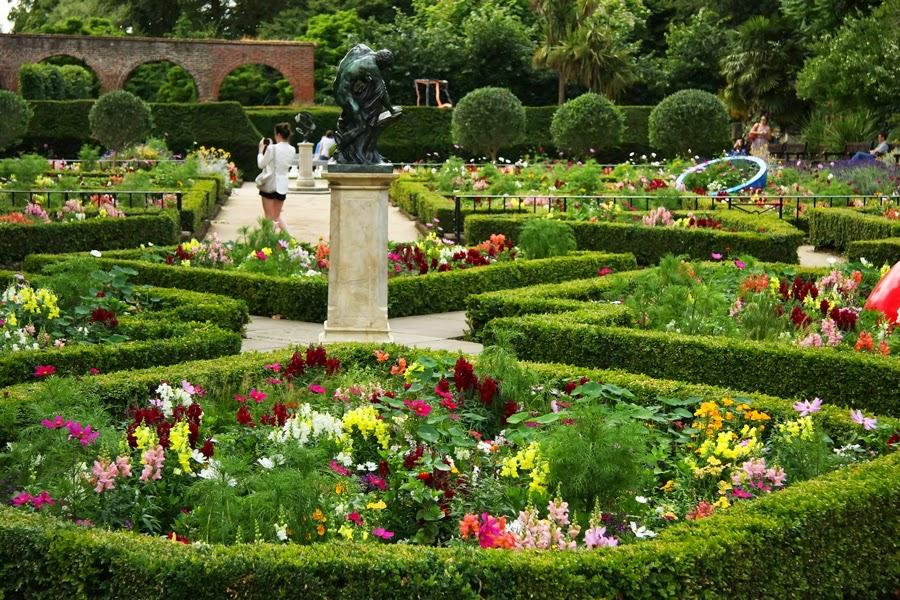 Holland Park. Dreamer's Paradise