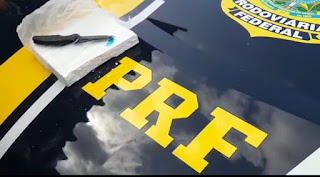 Homem é preso com quantidade de cocaína avaliada em R$ 50 mil na PB; vídeo