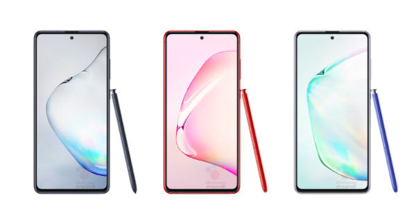 Samsung Galaxy S10 Lite and Galaxy Note 10 Lite