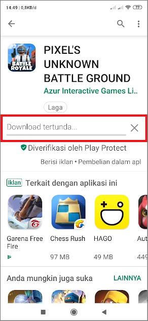 contoh Download Tertunda