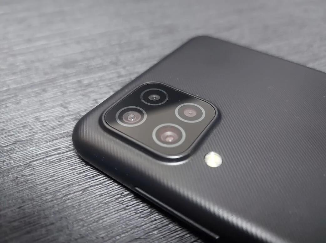 Samsung Galaxy A12 48MP Quad Camera